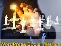 How to Track Social Metrics in WordPress Dashboard?